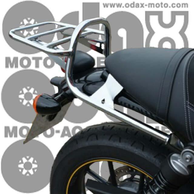 Triumph >>StreetTwin/Cup(16-) Thruxton1200(16-) BonnevilleT100/T120(17-)水冷 スポーツキャリア RENNTEC