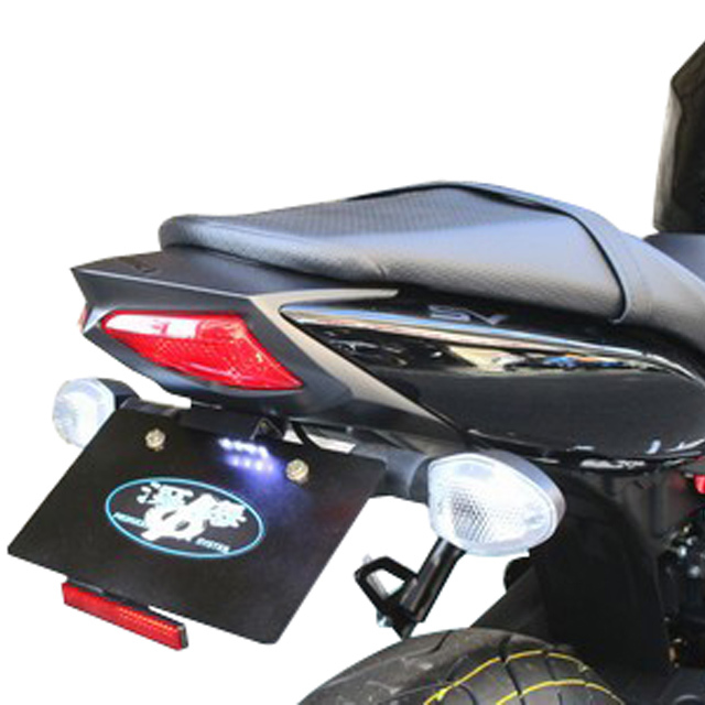 SUZUKI >> SV650/X ABS(16-) フェンダーレスキット