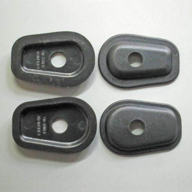 ウインカーマウントベースセット(左右1セット) KAWASAKI用 Odax