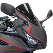HONDA >> CBR400R(19-)スポーツ・エアフロ-スクリーン Powerbronze