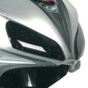 HONDA >> CBR1000RR(06-07)ヘッドライトレンズシールド Powerbronze