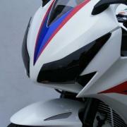 HONDA >> CBR1000RR(12-16)ヘッドライトレンズシールド Powerbronze