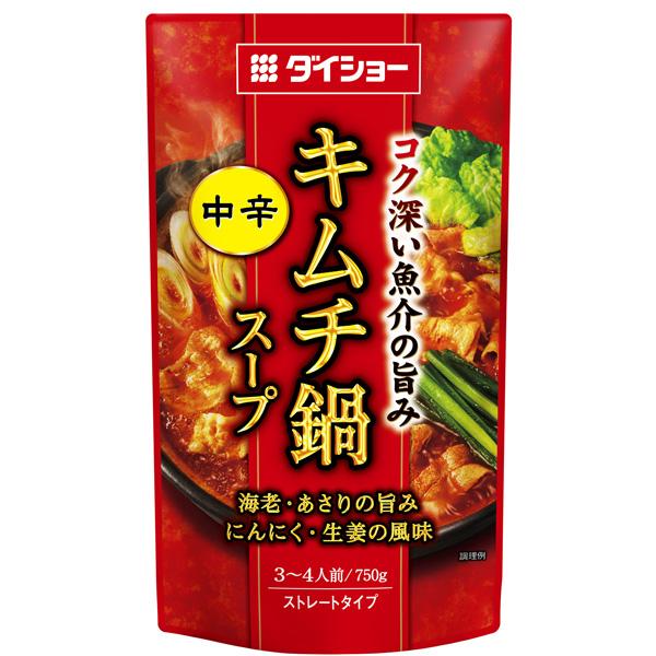 キムチ鍋スープR18商品画像