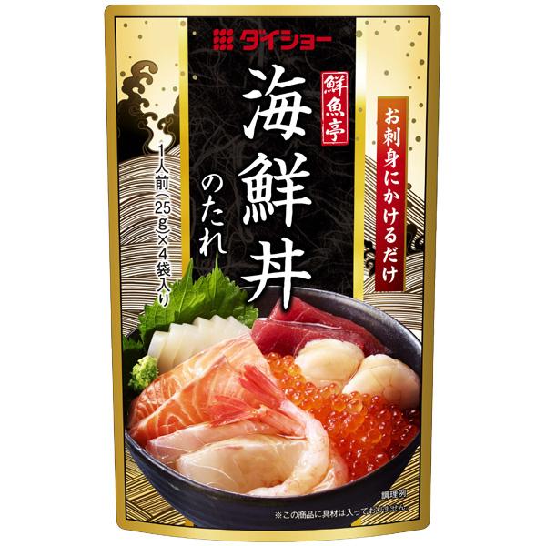 海鮮丼のたれ商品画像