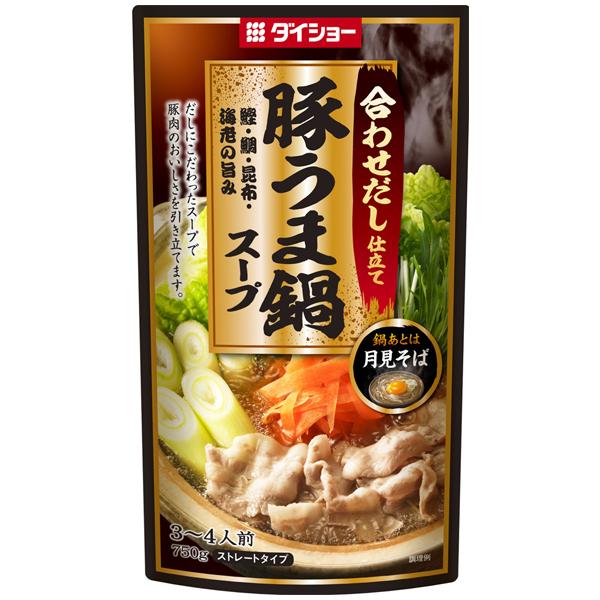 豚うま鍋スープ商品画像