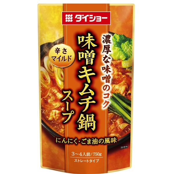 味噌キムチ鍋スープR18商品画像