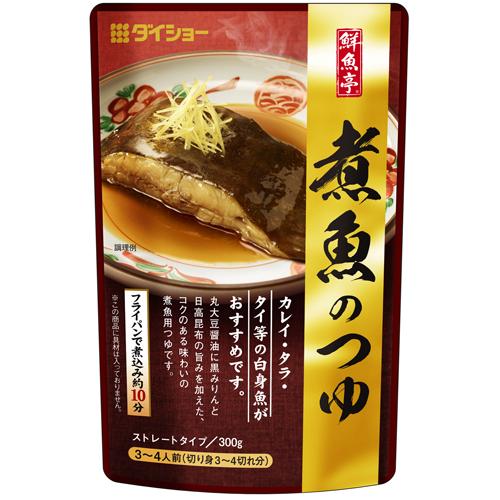 鮮魚亭 煮魚のつゆ商品画像