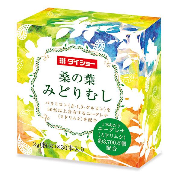 桑の葉 みどりむし(2g×30本入) ※粉末タイプ