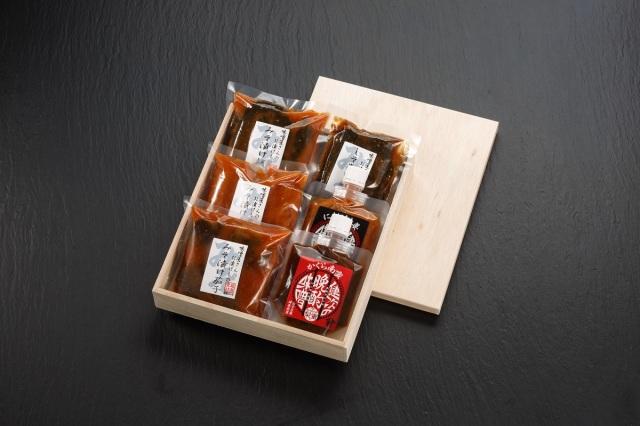 村山健次商店 お漬物・おかず味噌セット【送料無料】 | こめや丸七