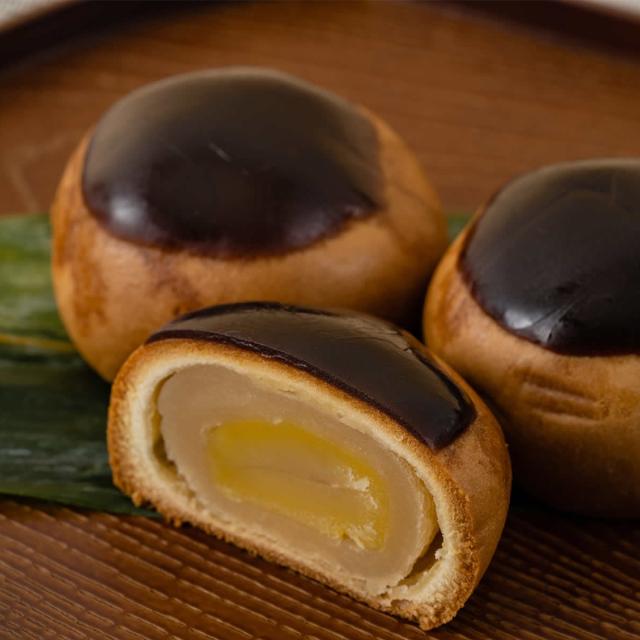 <きくや> 栗饅頭12個入【送料込】