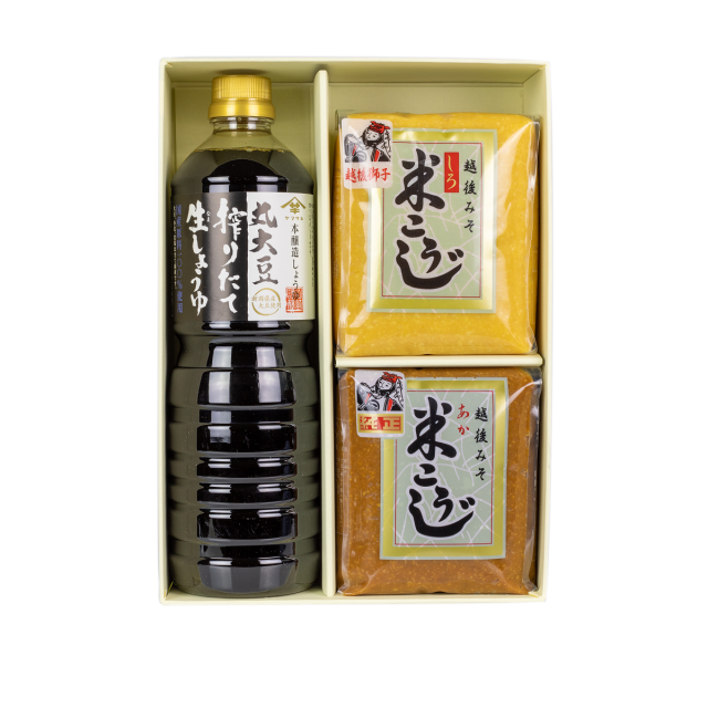 山崎醸造 CN-25 味の詰め合わせ 1L×1・1kg×2 【送料込】