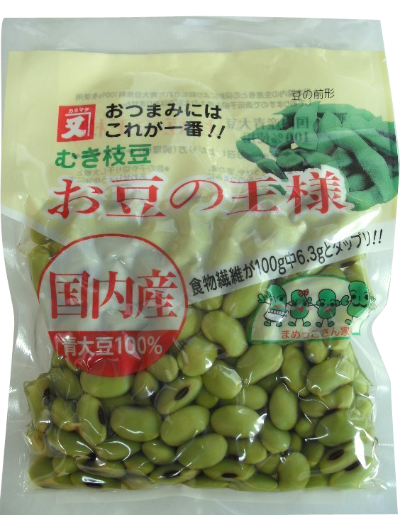 お豆の王様(120g×10袋)【送料込】