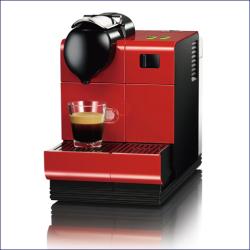 ネスレ ネスプレッソコーヒーマシン Lattissima+ ラティシマプラス F411RE パッションレッド