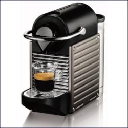 ネスレ ネスプレッソネスプレッソコーヒーメーカー ピクシー(PIXIE) C60TI チタン