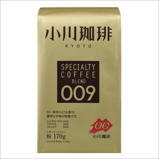 小川珈琲 スペシャルティコーヒー 009 (170g×15袋)