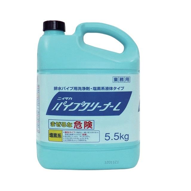 【お徳用】排水口洗浄剤 パイプクリーナーL 5.5kg