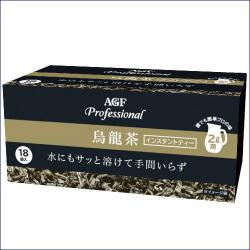 AGF プロフェッショナル 烏龍茶 2L用 12g×18袋 ×12箱