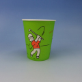 紙コップ ゴルフエチケット