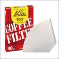 カリタ コーヒーフィルター103濾紙40枚入
