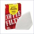 カリタ コーヒーフィルター102濾紙40枚入