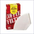 カリタ コーヒーフィルター101濾紙40枚入