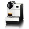 ネスレ ネスプレッソコーヒーマシン Lattissima+ ラティシマプラスF411WH シルキーホワイト