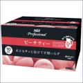 AGF プロフェッショナル ピーチティー 2L用 110g×10袋 ×4箱