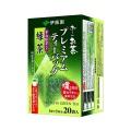 伊藤園お~いお茶プレミアムティーバック抹茶入緑茶 20袋×8個