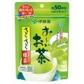 伊藤園 お~いお茶 さらさら抹茶入り緑茶 40g×6個