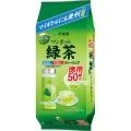 伊藤園 ワンポット抹茶入り煎茶(エコティーバッグ)50袋×10個