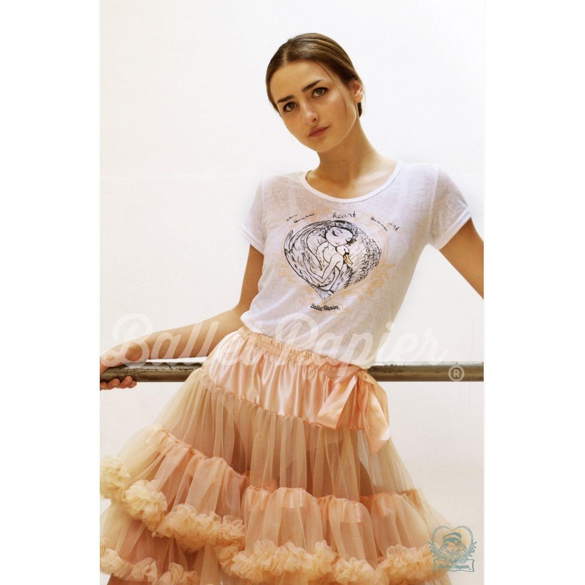 Tシャツ パブロワ
