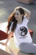 バランス ルーズフィットTシャツ