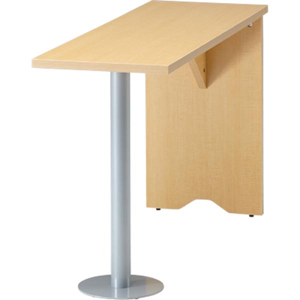 サイドテーブル/100232/幅400×奥行1200×高さ700mm/メープル/FCシリーズ