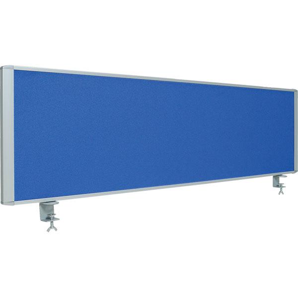 デスクトップパネル/幅1400mm用/RDP-1400-BL/ブルー/RPシリーズ/10068