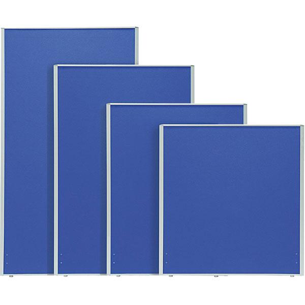 ★在庫処分特価/ローパーティション/全面クロスタイプ/RAM-1012/高さ1050×幅1200mm/ブルー/RAMシリーズ/10324