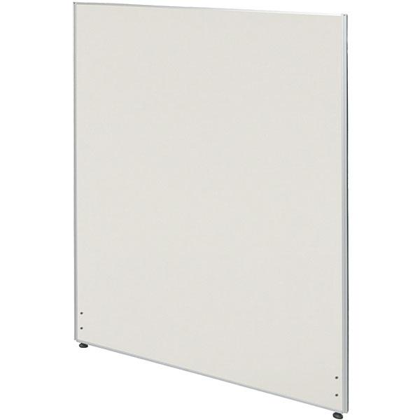 ローパーティション/メラミンタイプ/PM0712-WH/高さ1200×幅700mm/ホワイト/Zシリーズ/269466