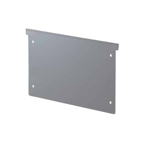 【本体同時購入専用】横仕切板(A5)/ラテラルキャビネット(クウォール)専用/奥行450タイプ/4段引出し用/RG-YPA5/クウォールシリーズ/58890