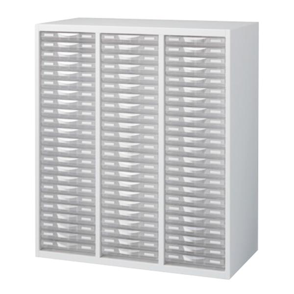 プラスチックキャビネット/下置用/RW5-N10C69/幅900×奥行500×高さ1050/ホワイト/クウォールRWシリーズ/62569