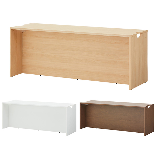 【奥行590】木製ローカウンター/幅1800×奥行590×高さ700mm/セルボシリーズ/660006