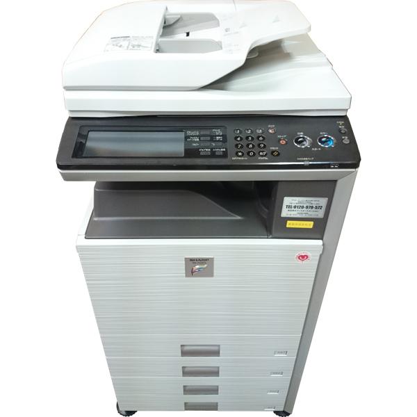 ★配送設置費込★中古カラー複合機/SHARP/MX-2301FN/950003/MXシリーズ