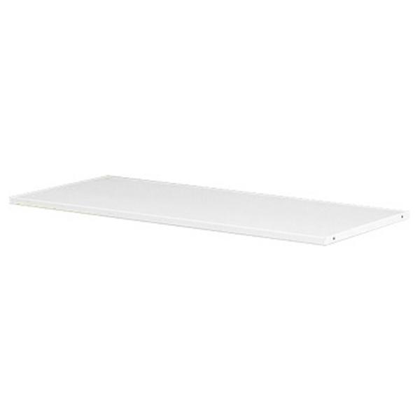 【単品購入不可】A4書庫用棚板/ALZシリーズ専用オプション/ALZ-TT/幅859×奥行310mm/ホワイト/61178