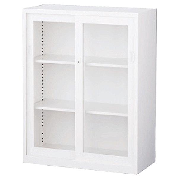 ガラス引戸書庫