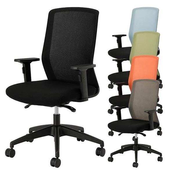 オフィスチェア/リクライニング機能/クロッカ/CLOCKA/200270