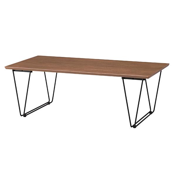 テーブル/ENDM-221BR/ブラウン/80022