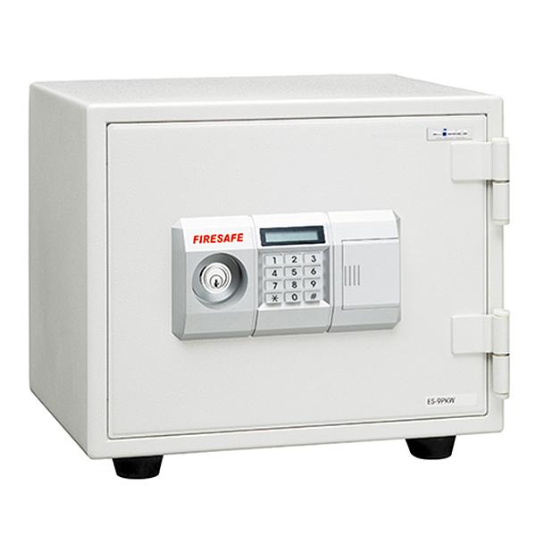 耐火金庫/テンキー式/ES-9PKW/スタンダードシリーズ/【エーコー】/1000763