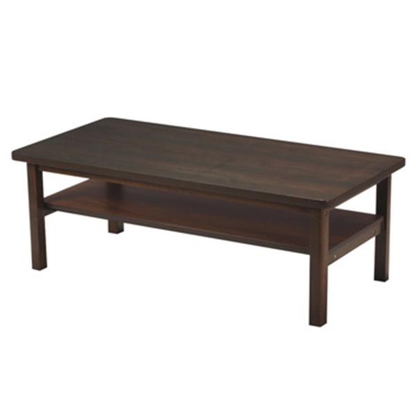 応接家具/センターテーブル/KVT-1260WN/幅1200×奥行600×高さ420mm/木目ブラウン/NZ-100シリーズ/12046