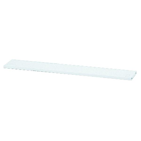 ロータイプ/棚板W1600用/ホワイト色NSL-16TTW