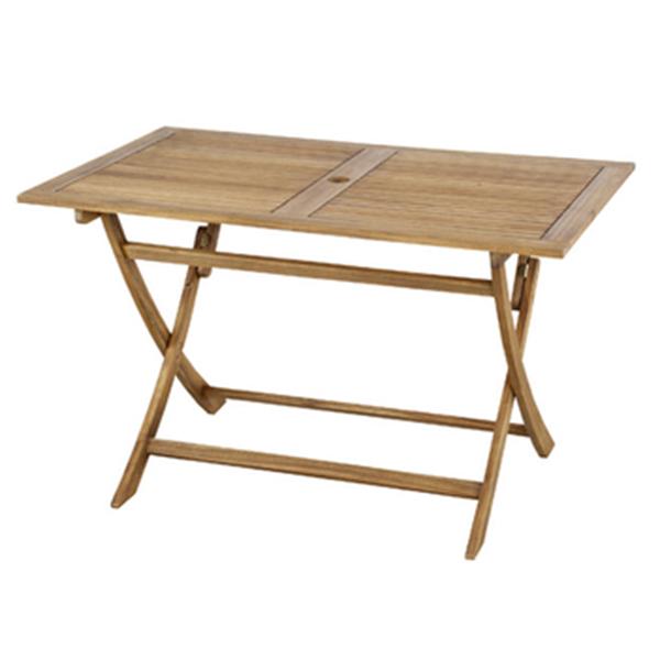 ガーデンテーブル/二つ折りたたみ/NXM-802/80099
