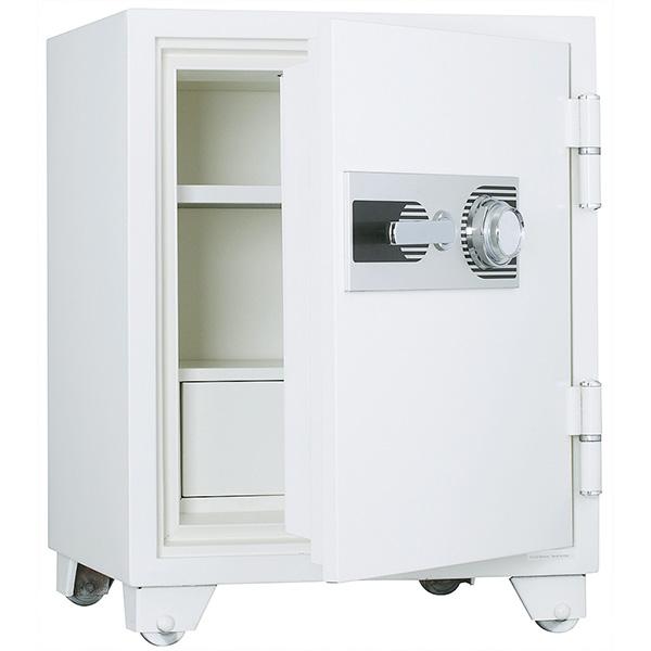 耐火金庫/ダイヤル錠/耐火2時間/PHDI-150D/ホワイト/PHDIシリーズ/10559