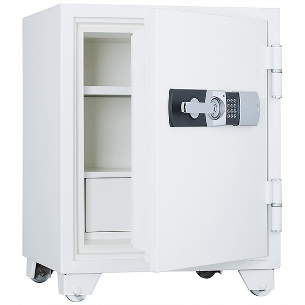 耐火金庫/テンキータイプ/耐火2時間/PHDI-150E/ホワイト/PHDIシリーズ/10560